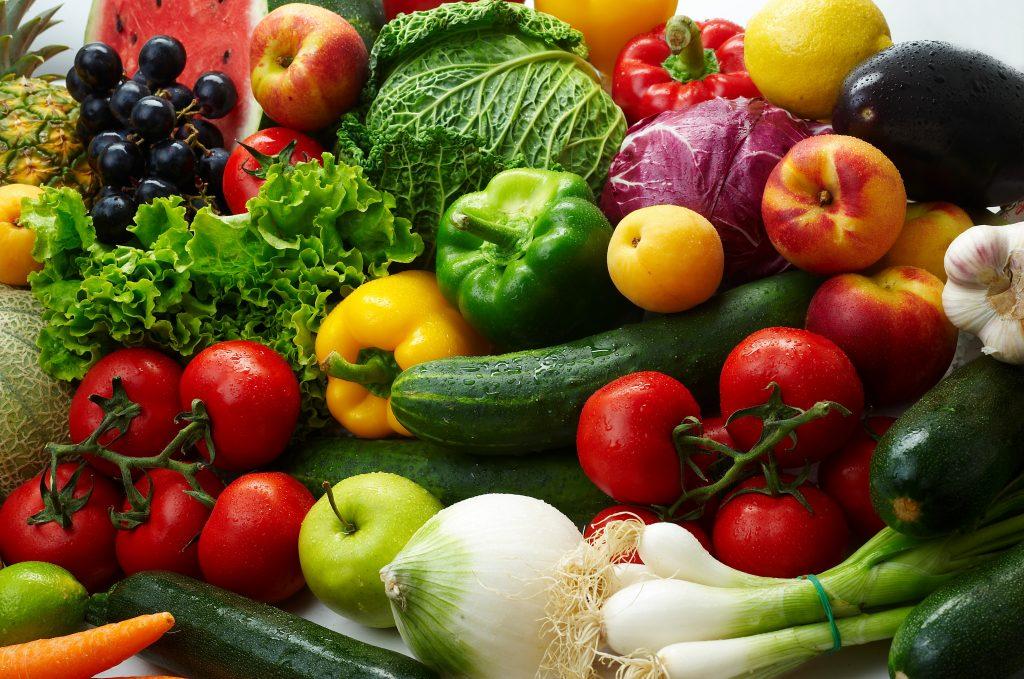 Hortalizas y verduras ecológicas