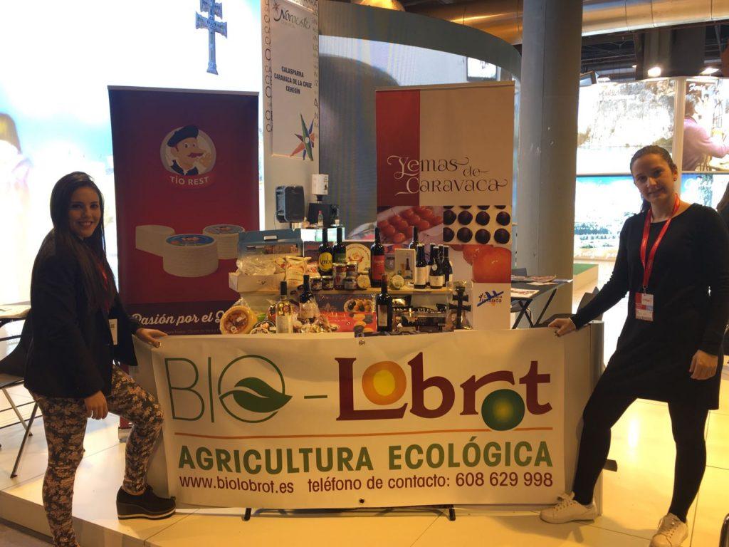 Mermeladas y conservas Bio-Lobrot